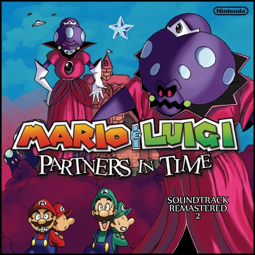 Mario Amp Luigi Partners In Time Soundtrack Remastered 2 By Remy