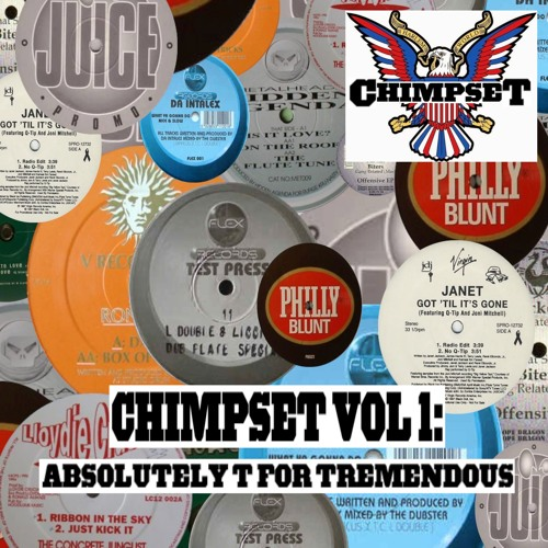 CHIMPSET VOL 1 - ABSOLUTELY T FOR TREMENDOUS [free download]