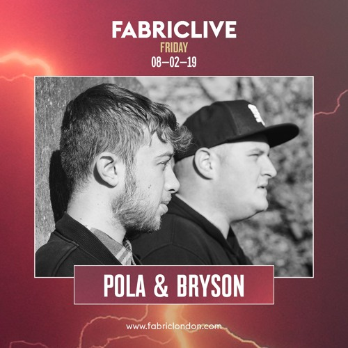Pola & Bryson FABRICLIVE x 5 Years of Soulvent Records Promo Mix