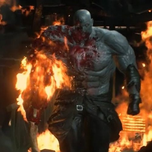 Resident Evil 2 Remake Last Judgement Mr X Final Form By