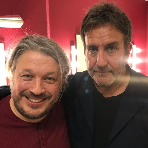 Richard Herring's Leicester Square Theatre Podcast - Episode 199 - Terry Hall