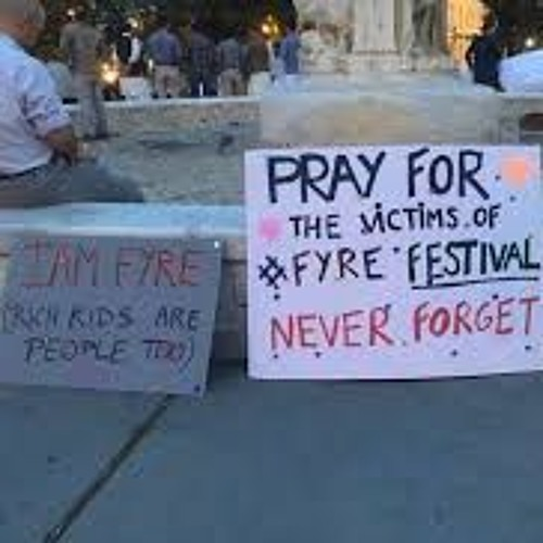 What The Fyre Festival Could Have Learned From Waynes World