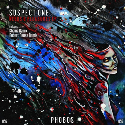 Suspect One - Hot Drop (Out now on PHOBOS REC..)