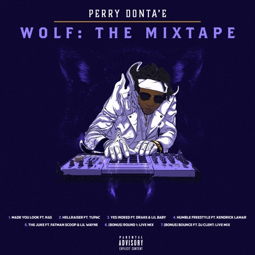 WOLF - THE MIXTAPE