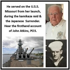 He Served on the USS Missouri-A First Hand Account: In Tune 054-01  2019-01-25