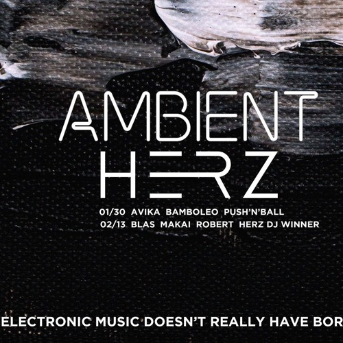 Dante GBRL - Mix for HERZ x Ambient