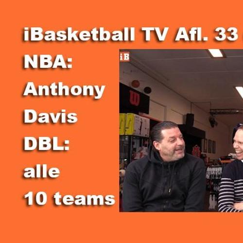 iBasketball TV afl. 33 - 20190129