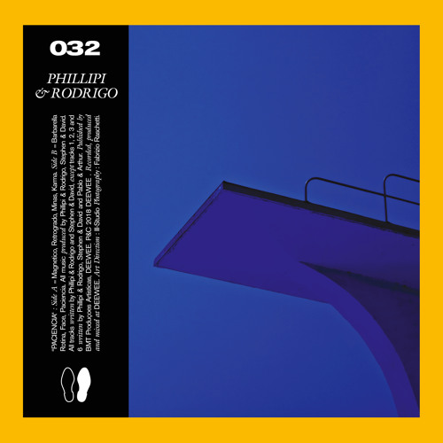 PHILLIPI & RODRGO 'RETROGRADO' DEEWEE032