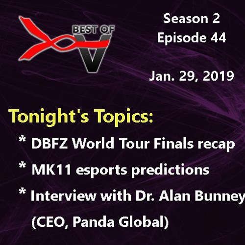 01/29/2019 - Alan Bunney, PG CEO, Joins Us