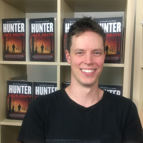 "Jack Heath: ""I think fast writing makes fast reading."""