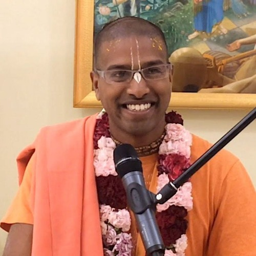 Śrīmad Bhāgavatam class on Mon 31st Jan 2019 by Harinam Ananda Dāsa 4.20.9