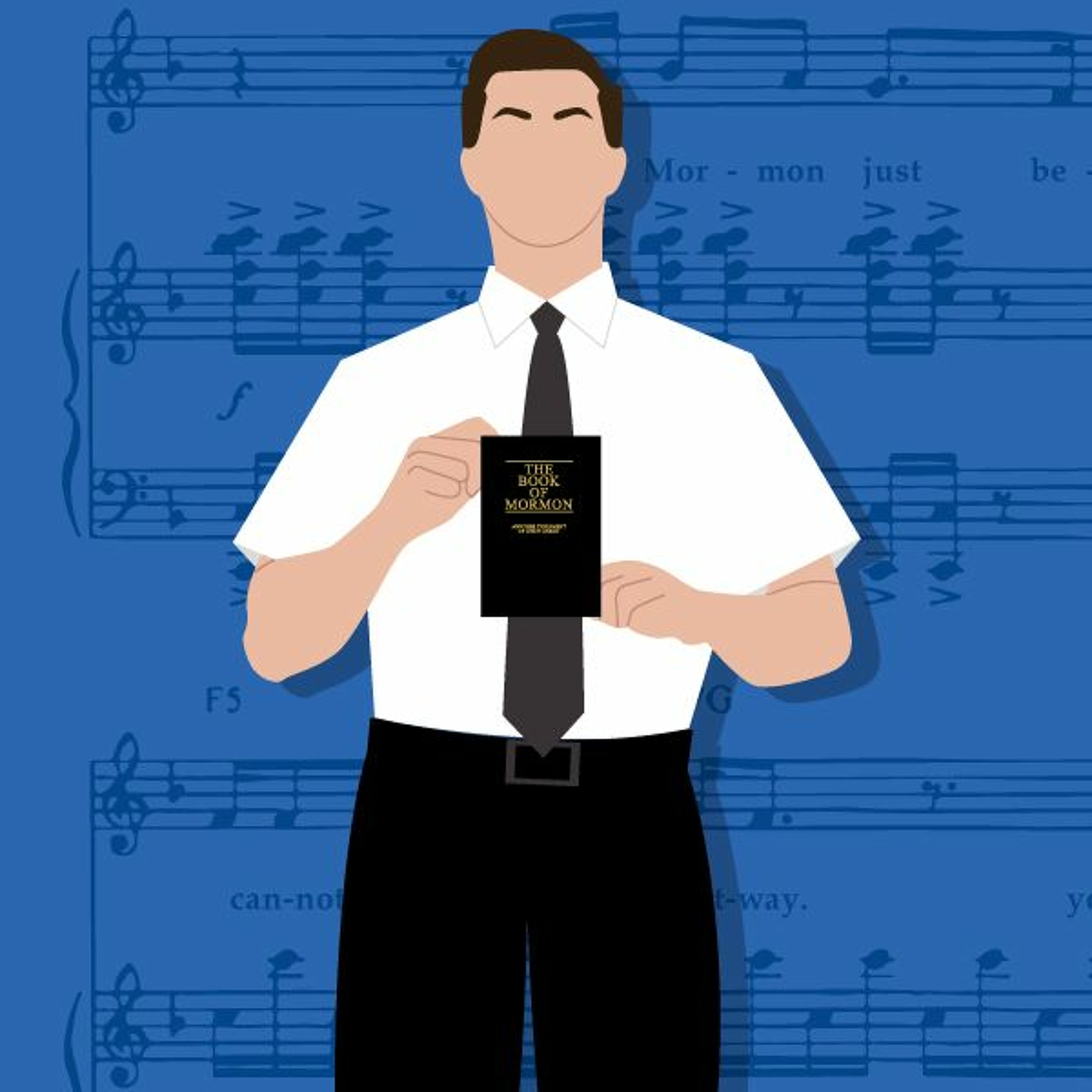 Is the Book of Mormon Musical? 500