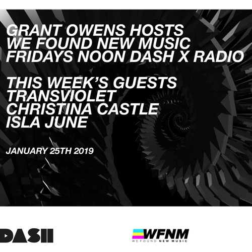 WFNM with Grant Owens - 1-25-19 (Guests - Christina Castle & Isla June)