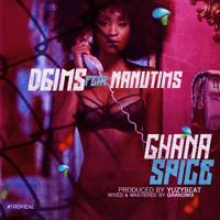 Dgims - Ghana Spice ft. Nanutims (Prod. Yuzybeat)