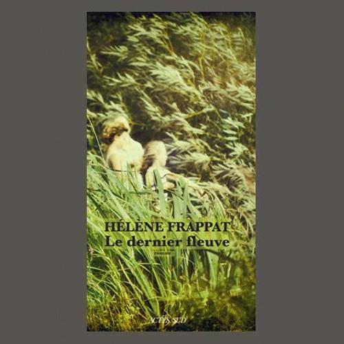 """Hélène Frappat, """"Le dernier fleuve"""", éd. Actes Sud"""
