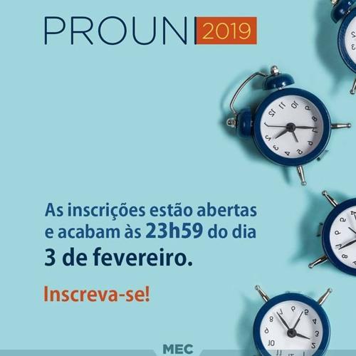 Com oferta recorde, ProUni abre inscrições para 243.888 bolsas no ensino superior