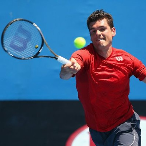 Davis Cup Interview with Frank Dancevic