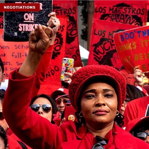 #58 The LA Teacher Strike: Back to the Future of Education Reform