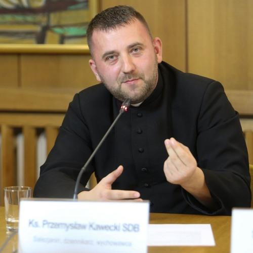 Ks. Przemysław Kawecki SDB o powołaniu i charyzmacie salezjanów