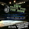 View From The Top Rope #83: One Last Cold Day In Hell In Zeus's Dojo