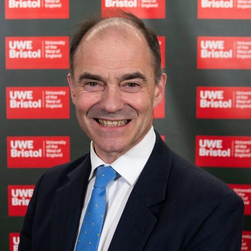 Warren East CBE, Chief Executive Officer of Rolls-Royce, Bristol Distinguished Address Series