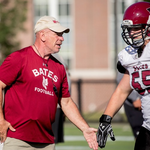 Bates football's Skip Capone on 105 Sports Radio