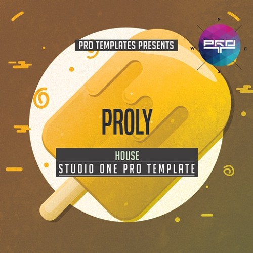 Proly Studio One Pro Template