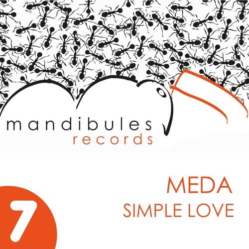 MR007 - MEDA / SIMPLE LOVE EP