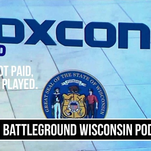 The Foxconn is up: They got paid, we got played