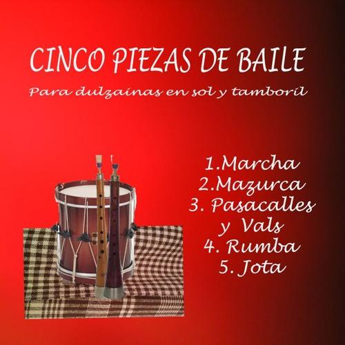 CINCO PIEZAS DE BAILE