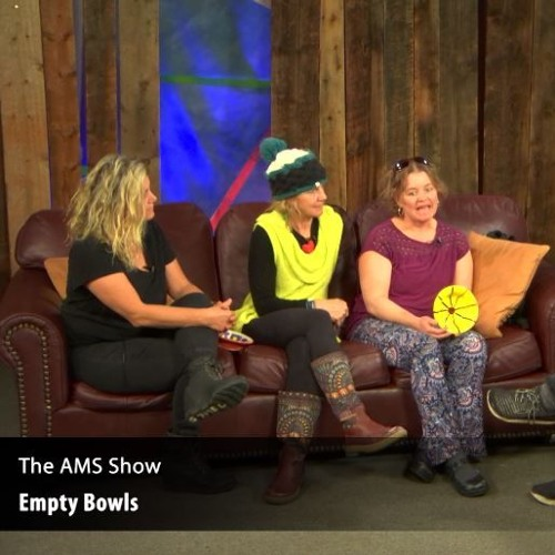 "The AMS Show - ""Empty Bowls"" with Rae Lampe, Hilary Forsyth, and Jo Mueller"