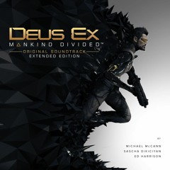 Deus Ex: Mankind Divided Soundtrack