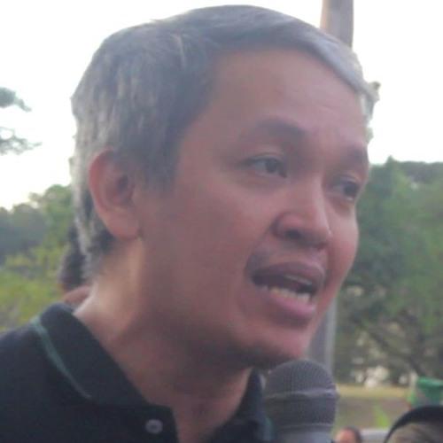 Renato Reyes, secretary general of Bagong Alyansang Makabayan