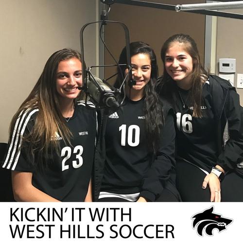 Kickin' It with West Hills girls soccer
