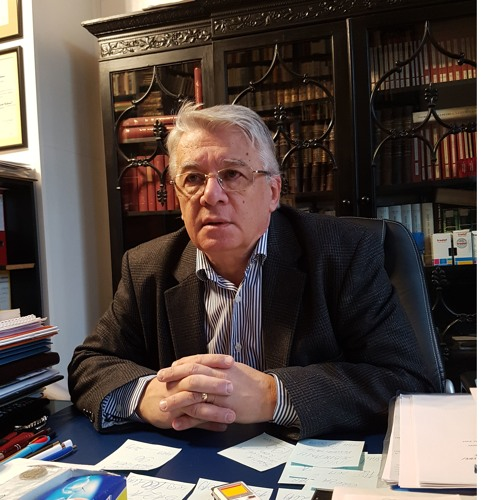 28.01.2019 - Calator Prin Romania invitat dr Ionel Cândea