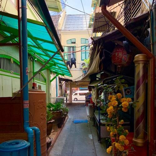 Talk Travel Asia - Ep. 94: Bangkok's Changing Face