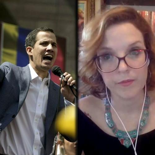 The real Venezuela: From Caracas, Prof. Aline Piva explains US coup attempt (E35)