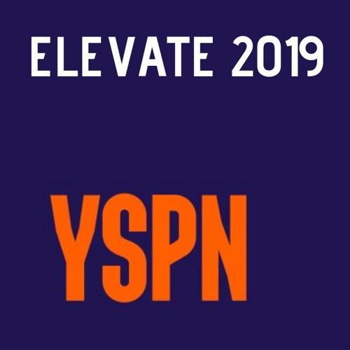 Elevate 2019 - YSPN Rep Jasmine with Gurinder Kaur