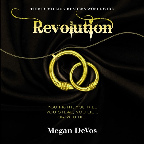 Revolution by Megan DeVos, read by Helen Vine and Christopher Weeks