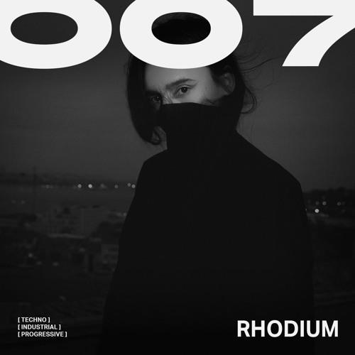 DARKROOM Podcast 007 - Rhodium