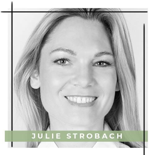 Unternehmerin im Pharma- und Apothekenbereich Julie Strobach – Podcast Episode 39 im sisterMAG Radio