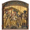 The Adoration of the Magi panel