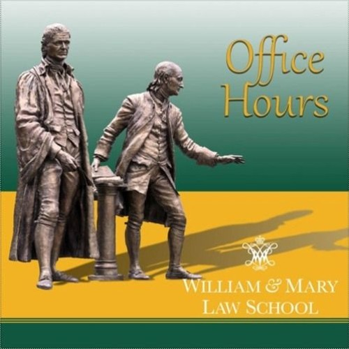 Office Hours: Farewell Addresses