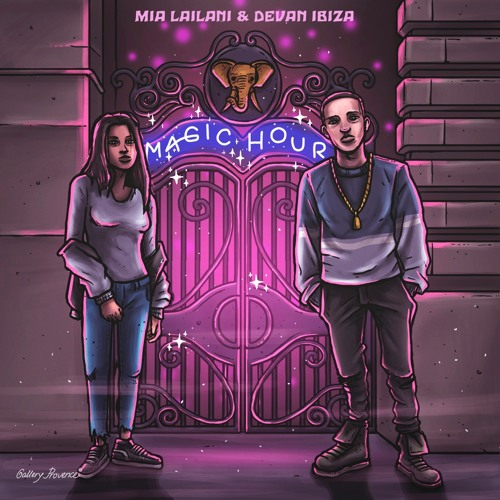 Devan Ibiza & Mia Lailani - Magic Hour
