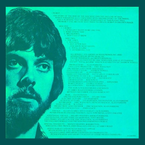 The Alan Parsons Project - I Wouldn't Want To Be Like You (Alek Lee Tears Of Weed Edit) // FREE DL