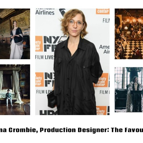 Meet Me At the Movies: Oscar nominated Fiona Crombie