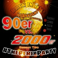 Back In Time 90er & 2000er - The Remix Party (Season Two) Artwork