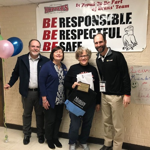 JANUARY 2019 TEACHER OF THE MONTH