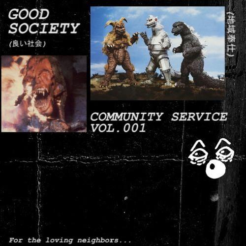 Community Service vol.001 w/gumthewrapper
