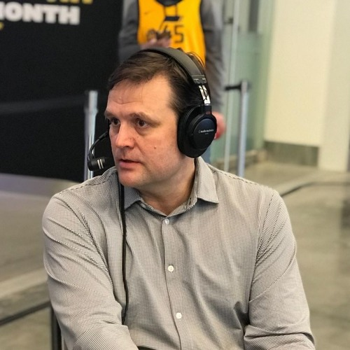 The Big Show - Utah Jazz Insider Report - Dennis Lindsey, general manager